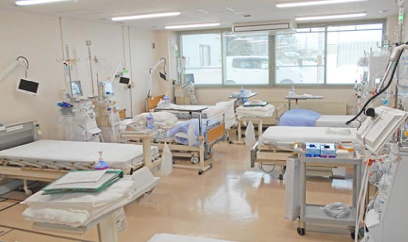 病院 一 恵庭 第